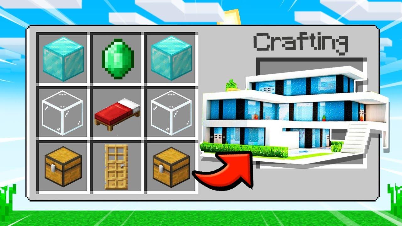 CRAFTUJESZ DOMEK To Go Dostajesz w Minecraft! | VITO I BELLA