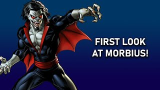 Is THIS our First Look at Jared Leto as Morbius the Living Vampire?