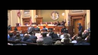 "Exclusive Clip ""City Council Brawl"" - Race To Save Brick City"