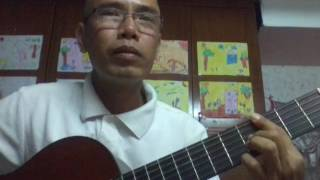 Tình Ca Tây Nguyên -sáng tác :Hoàng Vân -Guitar