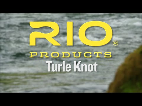 Turle Knot Tying Video Instructions - RIO Products