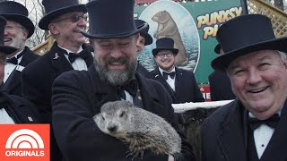 Every Day Is Groundhog Day For Punxsutawney Phil's Caretakers | TODAY Original