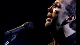 Eric Clapton Wonderful Tonight Live