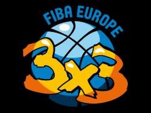 2014 FIBA 3x3 European Championships - Day 3