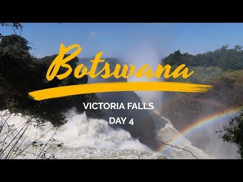 Motorcycle Adventure Botswana Victoria Falls - Day 4