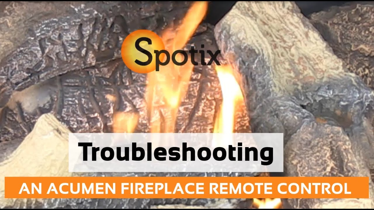 Troubleshooting an Acumen Fireplace Remote Control - YouTube