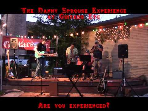 Danny Sprouse at Guitars Etc Athens TX -The Danny Sprouse Experience!