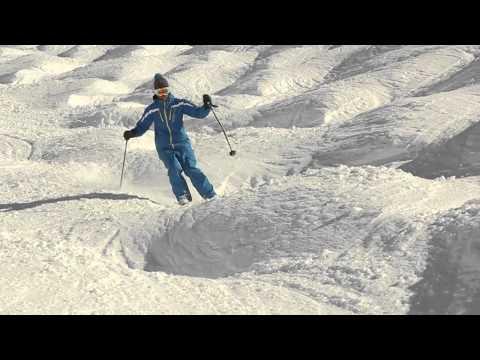 Ski tips - Bumps