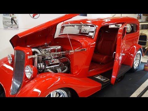 Part 2 - Classic Car and Hot Rod Festival, Kemeu NZ: Classic Restos Series 36
