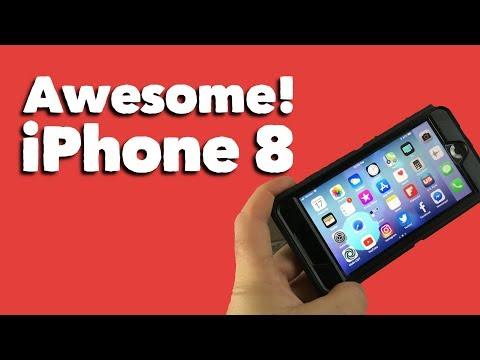 TOP 5 iPhone 8 & 8 Plus Features (WITH BONUS FEATURE)