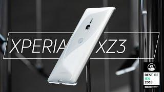 Sony Xperia XZ3 hands on: Back to Bravia
