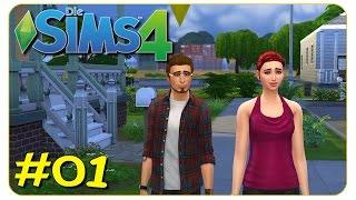 Eine neue Sims-Generation startet #01 Die Sims 4 - Gameplay - Let