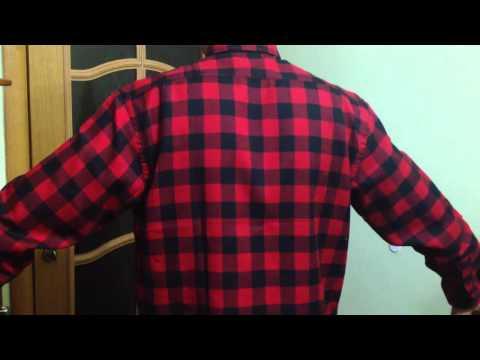 Распаковка Мужской Рубашки C Aliexpress #2
