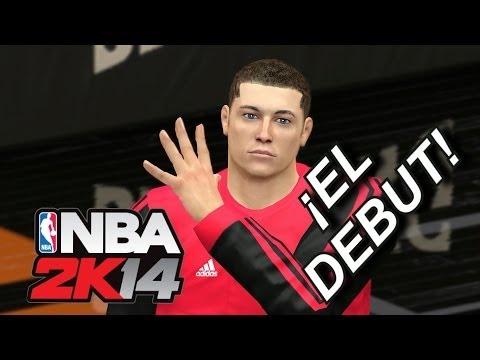 ¡El debut de Kevin Owen en la NBA!   NBA 2K14 (Capítulo 2)