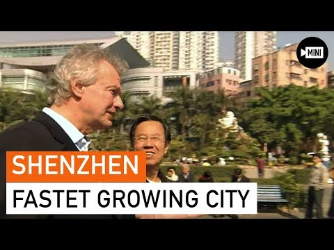 The Fastet Growing City: Shenzhen | Culture