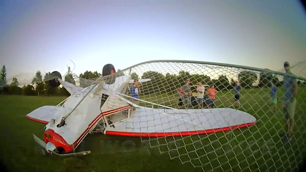 Real World Police Idaho: Plane Crash in Rexburg (September, 2018)