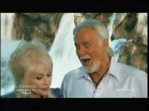 Kenny Rogers & Dolly Parton - Islands In The Stream - YouTube