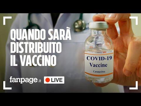 🔴 Coronavirus ultime notizie, quando arriverà in commercio il vaccino anticovid