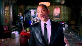 Люди в черном 3 (2012) HD трэйлер
