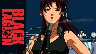 Black Lagoon Episode 3: Ring-Ding Ship Chase Trailer