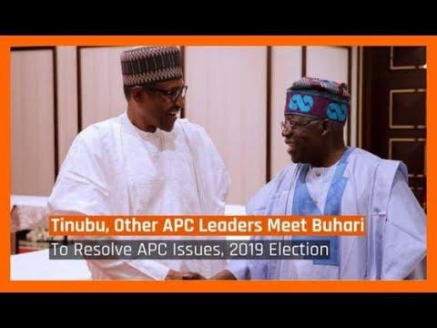 Nigeria News Today: 2019: APC Leaders, Tinubu Meet Buhari In Daura (17/02/2018)