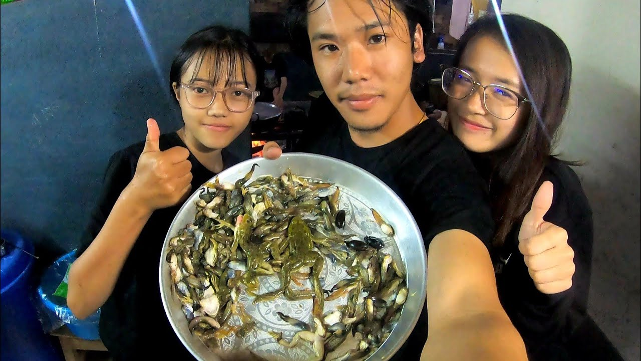 Eating Frogs | Lenzing Weekly | Afterlife
