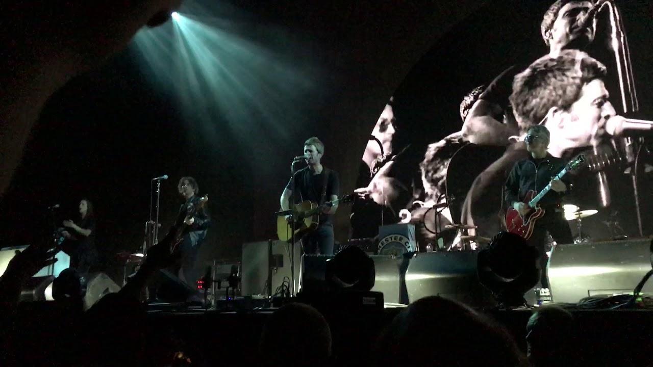 noel gallagher utrecht 2018 Noel Gallagher   Wonderwall @ AFAS Live Amsterdam 19/4/2018   YouTube noel gallagher utrecht 2018