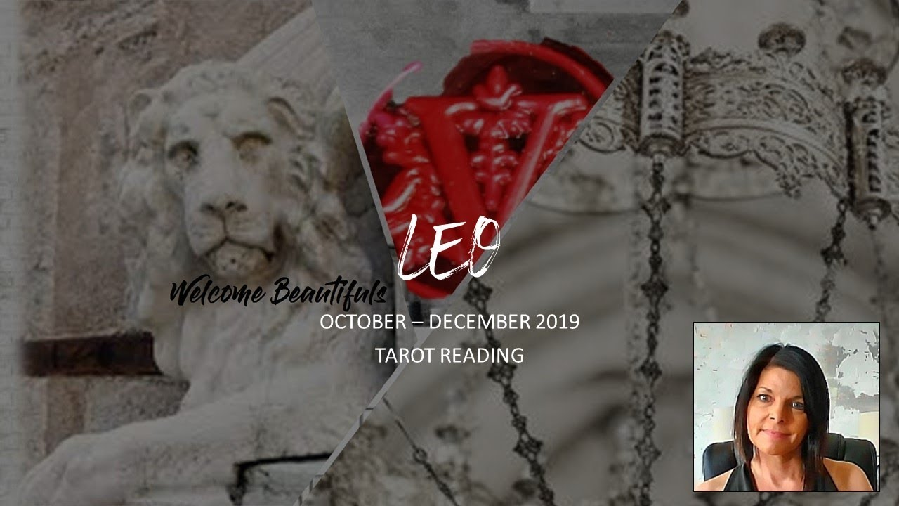 december 2019 leo tarot reading
