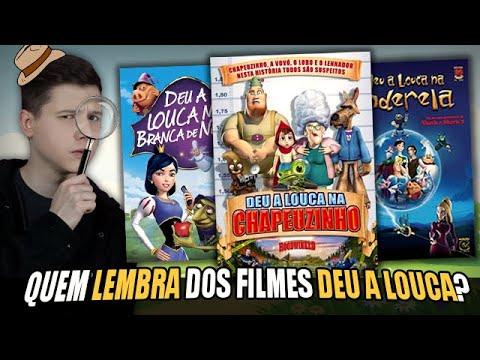 Voce Lembra Dos Filmes Deu A Louca Deu A Louca Na Chapeuzinho