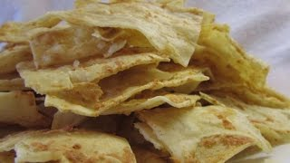 Как сделать чипсы в домашних условиях - Рецепт чипсов