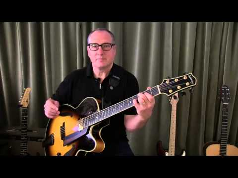 Chuck Loeb Jazz Guitar Lesson   Chord Melody