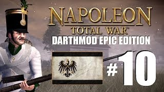 Napoleon Total War - EPIC Darthmod Prussian Campaign part 10: Assault on Amsterdam