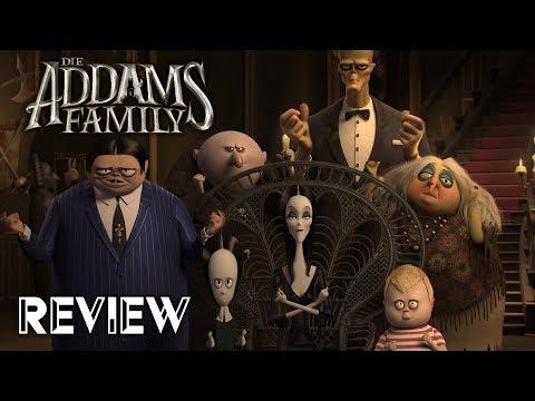 DIE ADDAMS FAMILY / Kritik - Review | MYD FILM