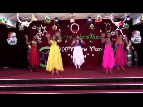 Santhosham Venuma  (Dance) 2014