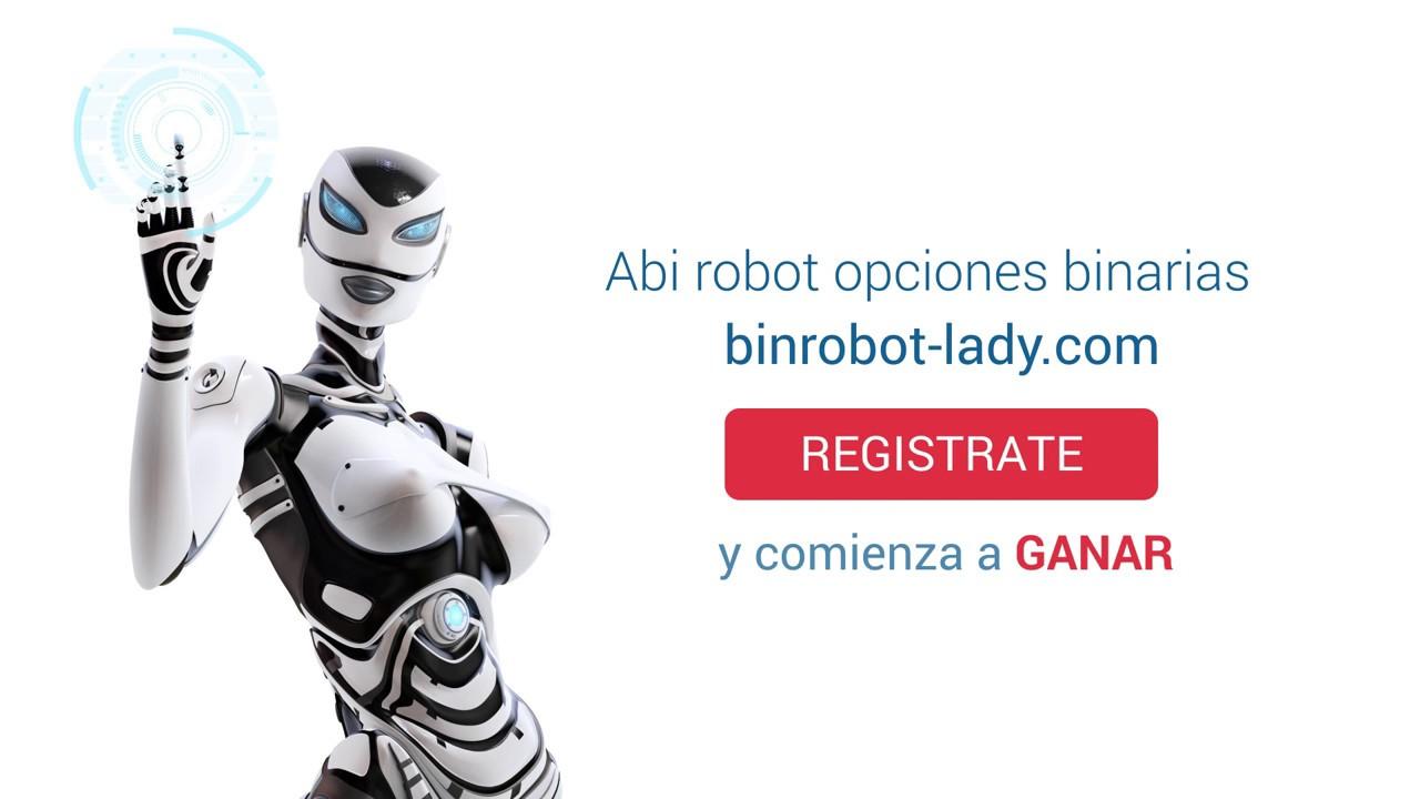 Opciones binarias robot