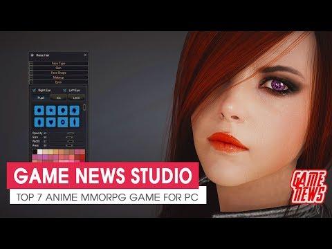 TOP 7 Tựa Game Anime MMORPG Hay Nhất Mọi Thời Đại | GAME NEWS