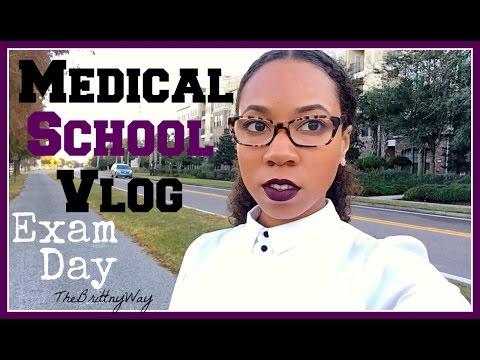 Exam Day Slay   Med School Vlog #9