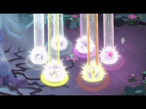 Mlp Elements Of Harmony Twilight Sparkle Magic Uk Youtube