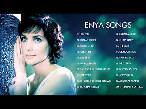 Enya Greatest Hits Full Album 2018 - The Very Best Of Enya
