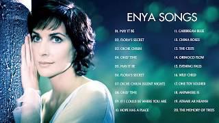 Enya Greatest Hits Full Album 2018 The Very Best Of Enya Youtube