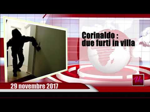 Notizie Senigallia WebTv del 29 11 17