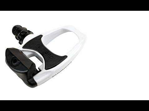 Shimano SPD-SL R540 Pedal Unboxing And Installation