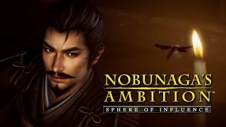 Nobunaga's Ambition: Sphere of Influence Let's Play - Part 1: Uniting Owari