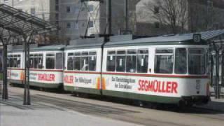 видео Автобусы в Аугсбург