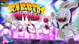 Rabbids Invasion: Rabbids Rhythm - Fun Dancing Music (High-Score Gameplay)