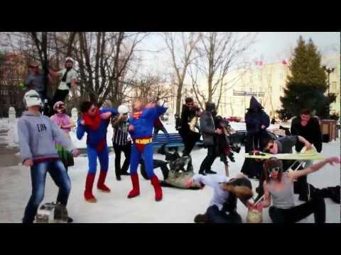 Harlem Shake 1st video original (MIPT)