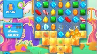 Candy Crush Soda Saga level 76 no booster