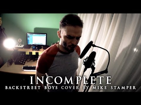 Backstreet Boys - Incomplete (METAL cover by Mike Stamper | Punk goes pop)