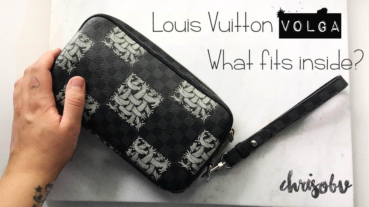 227731f7b156 Louis Vuitton    What s in my Volga  - YouTube