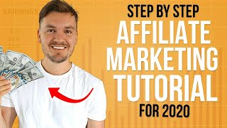 Affiliate Marketing Tutorial 2020 For Beginners (Make $19,000 A Month!)
